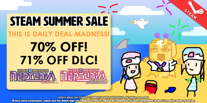 steam summer sale_daily deal