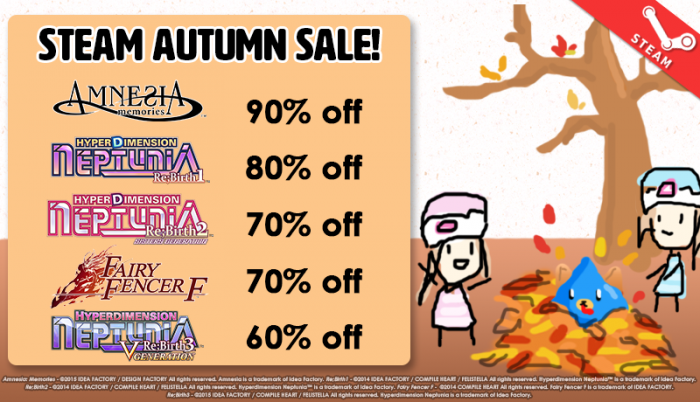 2015 Steam Autumn Sale