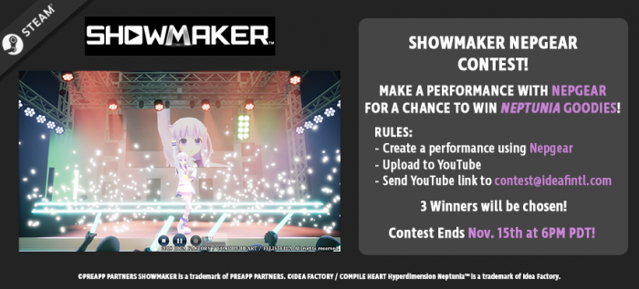 ShowmakerContest